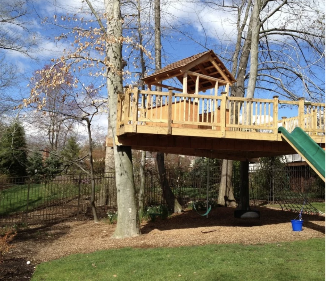 Existing Treehouse