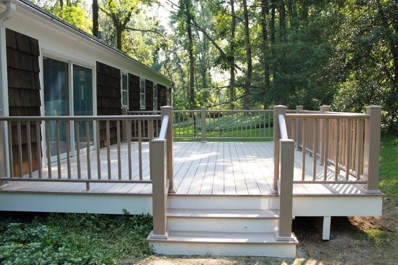 New Morristown Deck