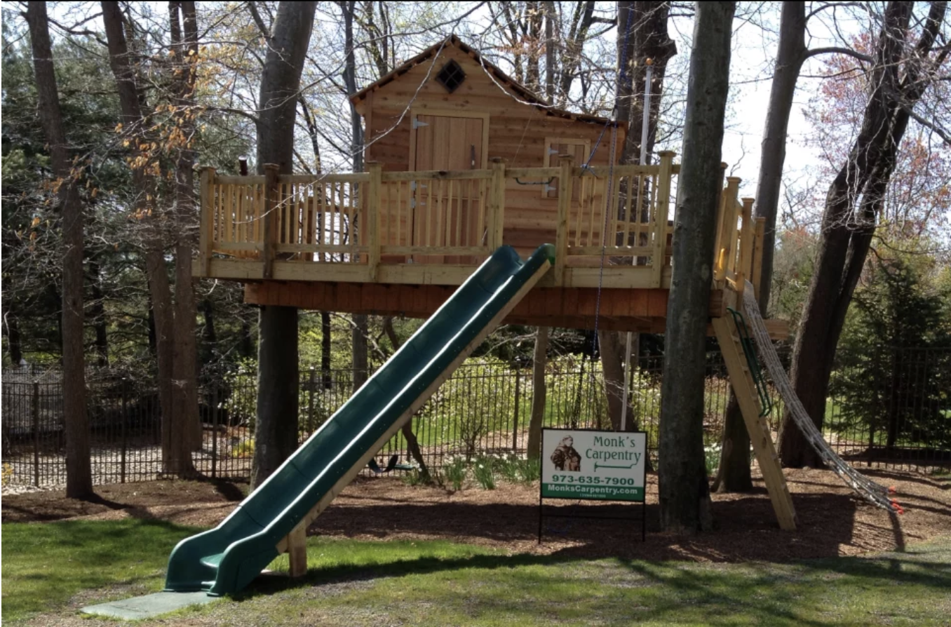Treehouse After Renovations
