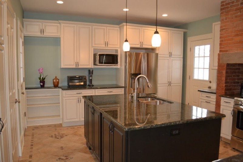Kitchen remodel in morristown nj monk 39 s home improvements for Interior design 07960