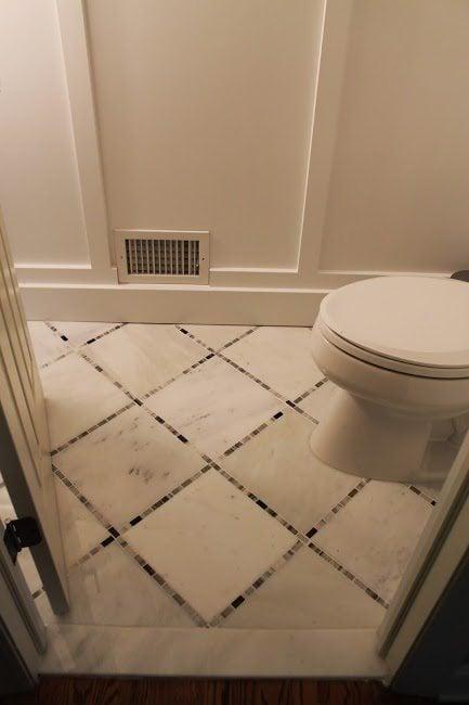 Marble Tile Floor