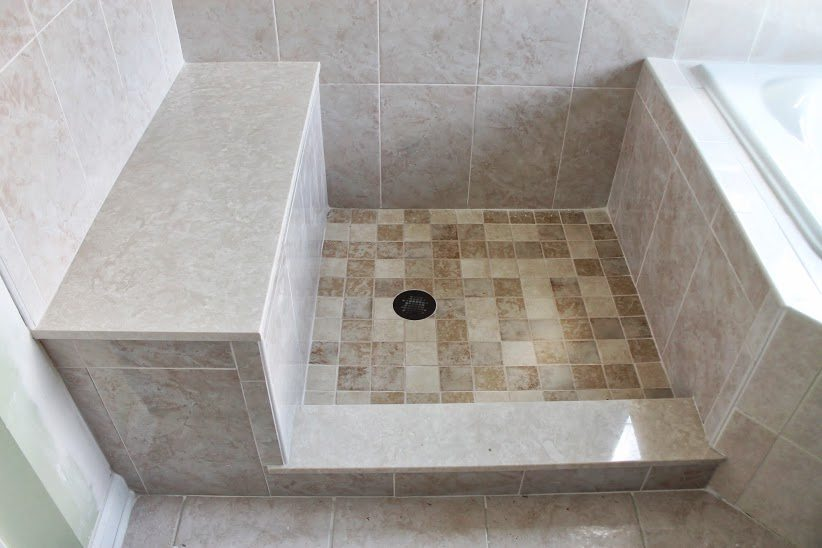 How To Build A Shower Pan For Tile On Wood Floor