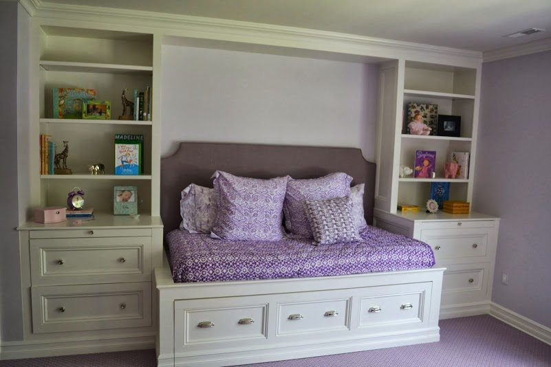 Built In Trundle Bed Chatham Nj Monk S Home Improvements
