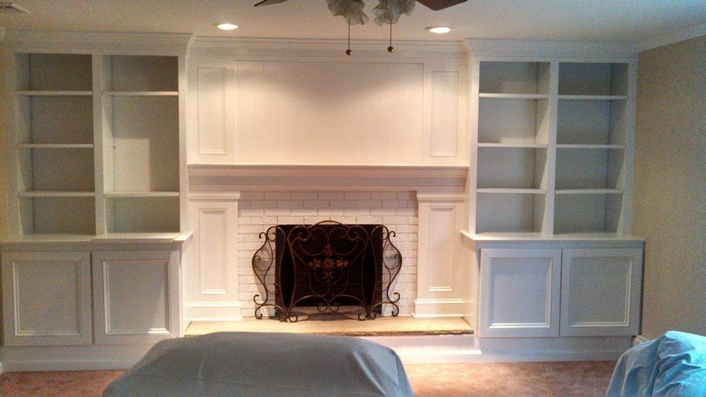 Built In Entertainment Center Morristown Monk S Home