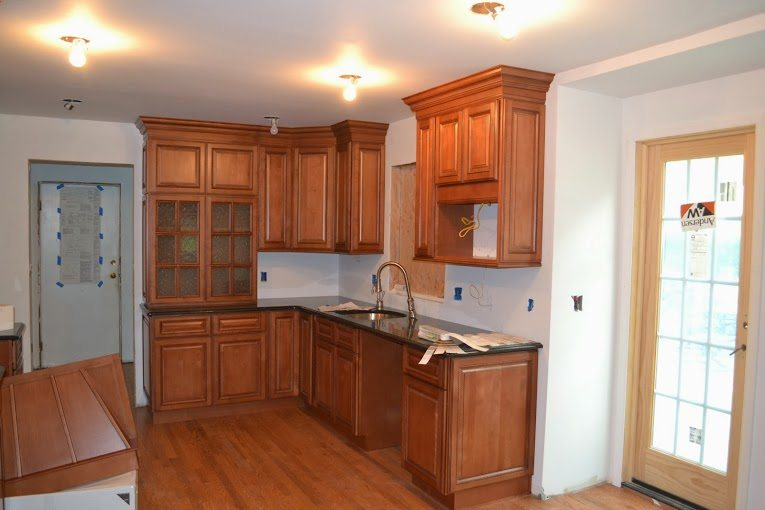 Kitchen Remodel in Florham Park
