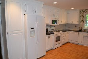kitchen cabinet painting morris plains