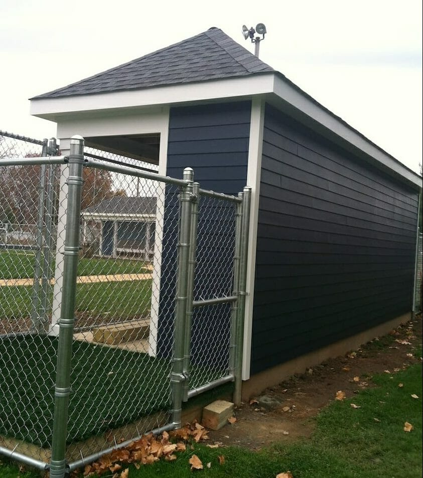 Chatham Blue Painted Dugouts