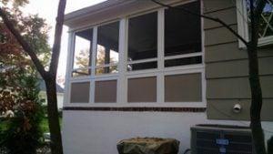 Porch Renovation in Westfield NJ