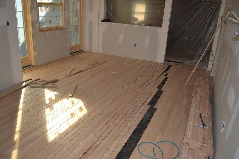 Hardwood Flooring And Tile Installation Monks