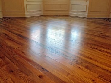 hardwood floor example