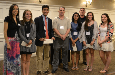 Monk's Scholarship Winners 2016