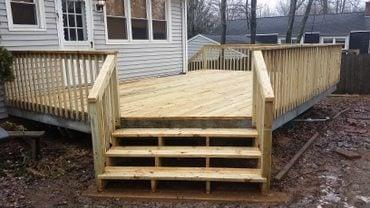 Deck Refacing New Providence NJ