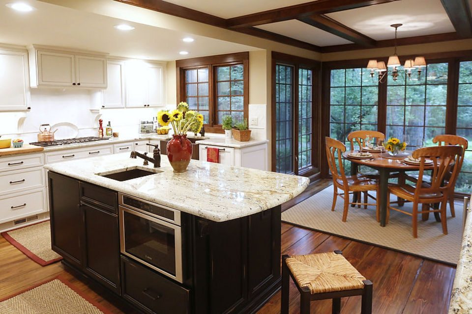 Remodeled Mendham NJ Kitchen