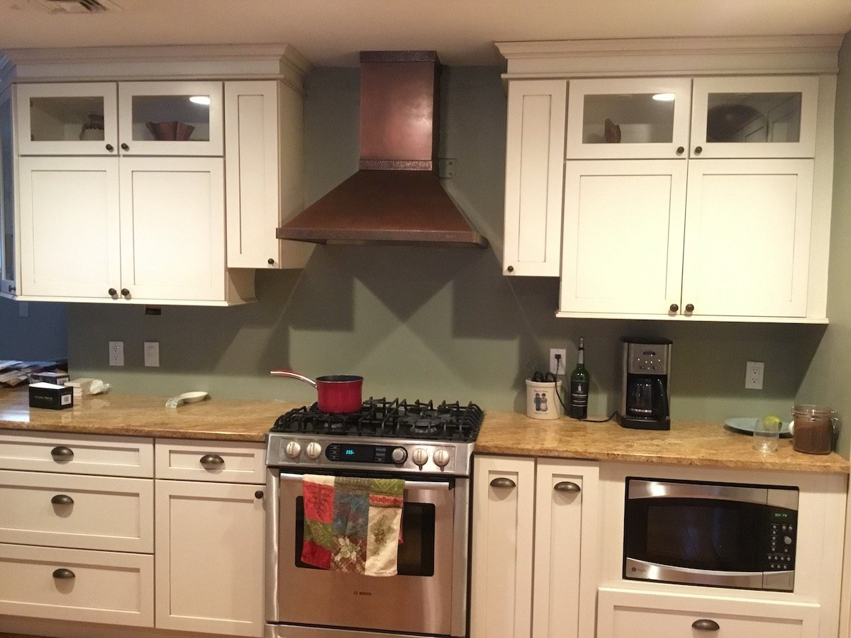 How To Install A Tile Backsplash Monk S Home