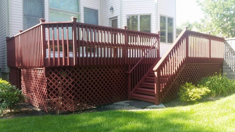 Deck Repair Warren NJ