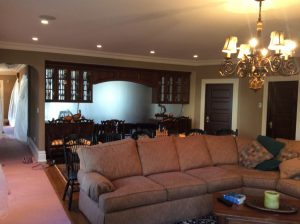 Family Room Interior Painting Westfield