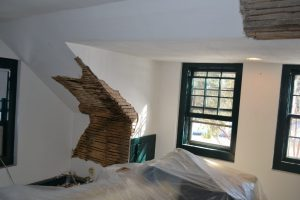 Sheetrock Installation and Interior Painting by Monk's