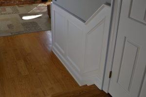 Chester Wainscoting and Interior Painting