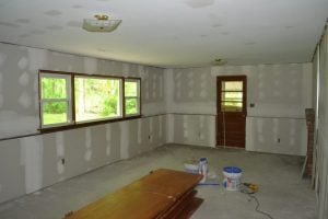 Before Interior Painting Project Berkeley Heights, NJ