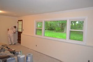 Interior Painting by Monk's Home Improvements