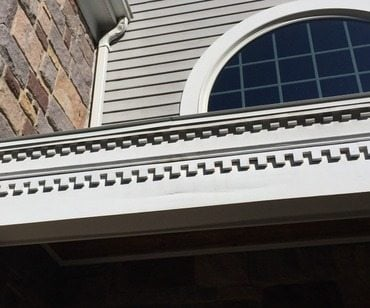 Painting Exterior Trim - Wood or Composite Trim