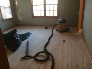 Floor Sanding by Monk's