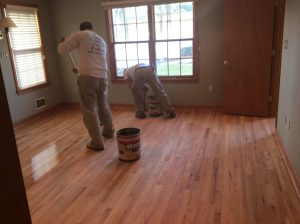 Floor Staining Westfield, NJ