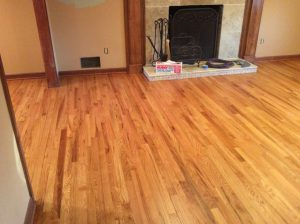 Professional Hardwood Refinishing
