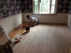 Sanding by Monk's Home Improvements