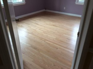 Dustless Floor Refinishing by Monk's Home Improvements
