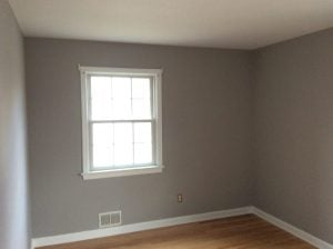 After Interior Painting Westfield, NJ
