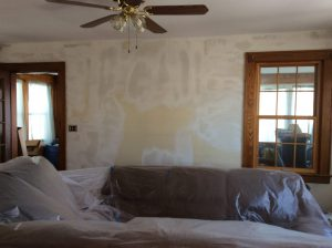 Wallpaper Removal and Interior Painting by Monk's Union, NJ