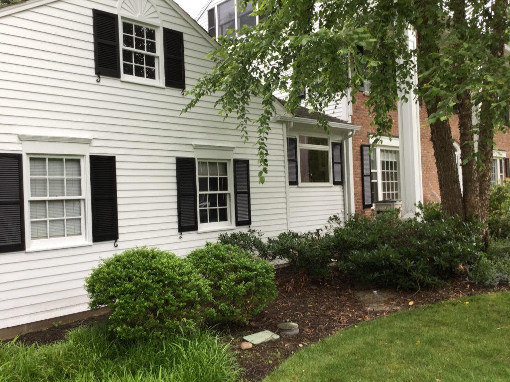 Exterior painting and carpentry repairs madison monk 39 s home improvements - Exterior home repairs ...