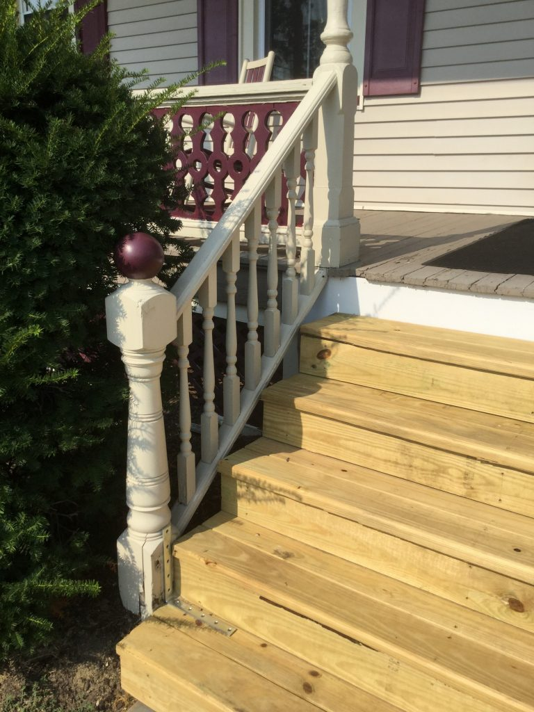 Porch Staining Chatham, NJ