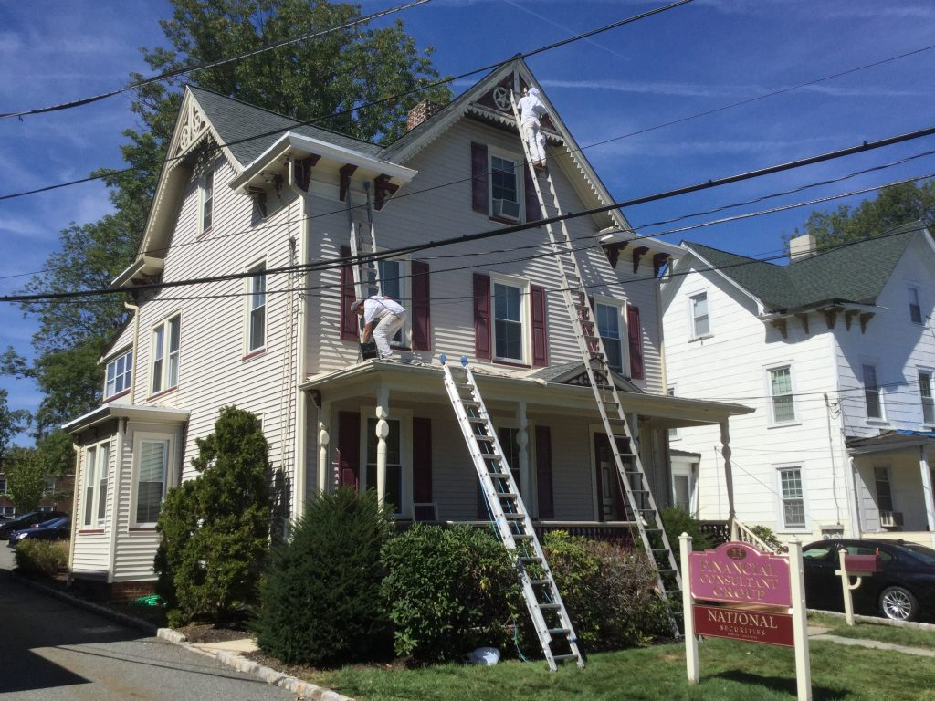 Exterior Painting Chatham, NJ
