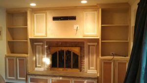 custom bookshelves livingston nj
