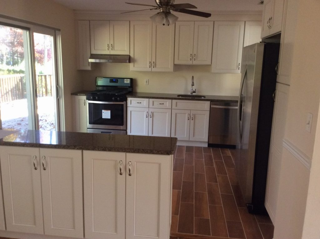 Kitchen Cabinet Painting Monk 39 S Home Improvements