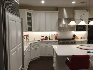 Kitchen Renovation - 4-Week Transformation - Chatham, NJ - Monk\'s