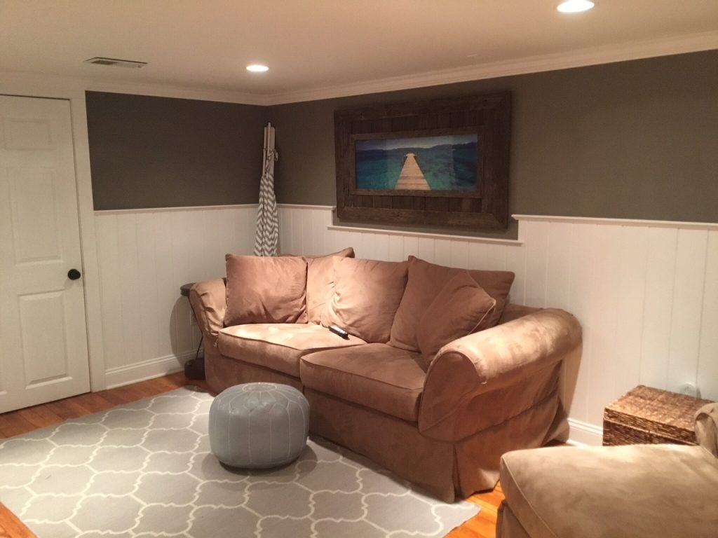 Basement remodeling experts in new jersey free estimate for Full finished basement