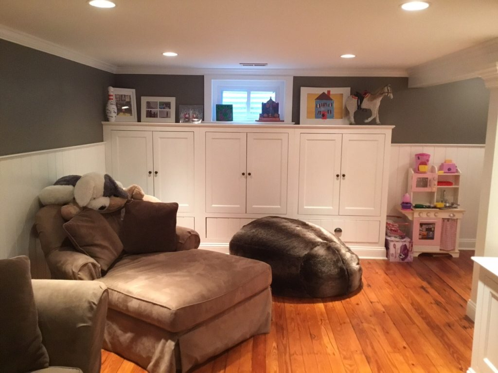 Basement remodeling experts in new jersey free estimate for Finished basement cost estimator
