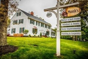 Monk's Design Studio in Morristown, NJ