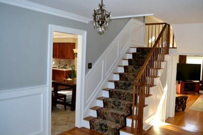Wainscoting and Crown Molding Gallery