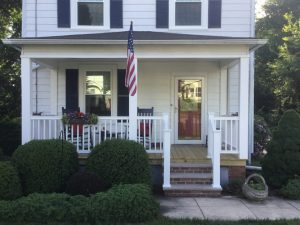 Front Porch Remodel Morris Plains