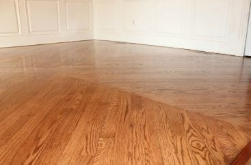 Remove a Pet Stain from Hardwood Floors