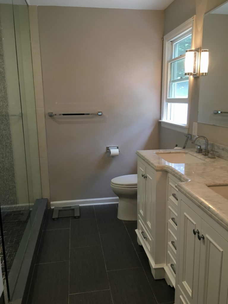 Bathroom Remodel Nj : Complete bathroom remodel morristown monk s home