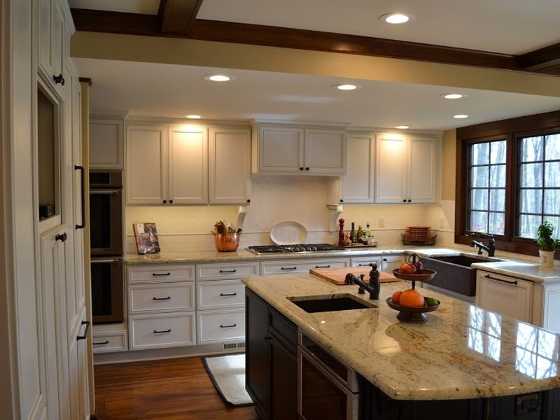 Newly Remodeled Mendham NJ Kitchen