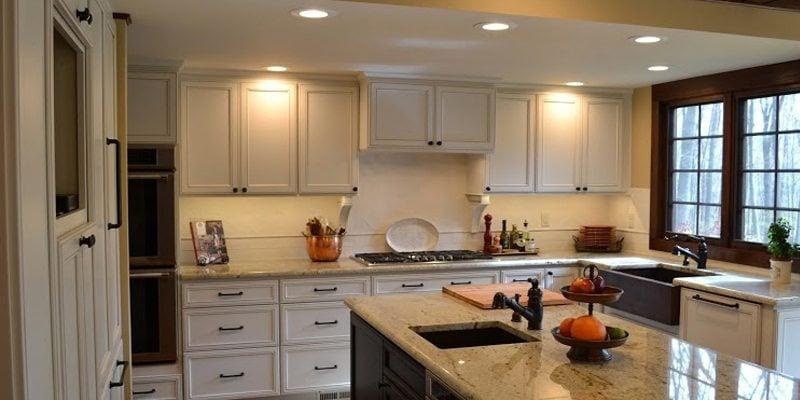 newly remodeled mendham nj kitchen monks home improvements - Newly Remodeled Kitchens