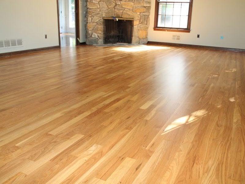 Hardwood floor installation refinishing monk 39 s home for Wood floor installation nj