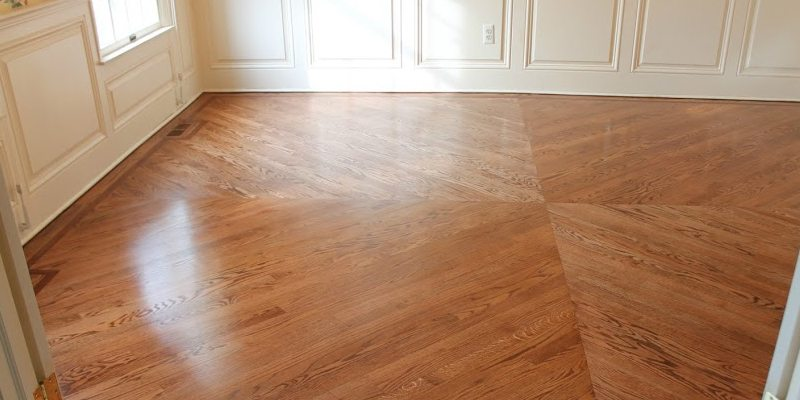remove a pet stain from hardwood floors - monk's home improvements