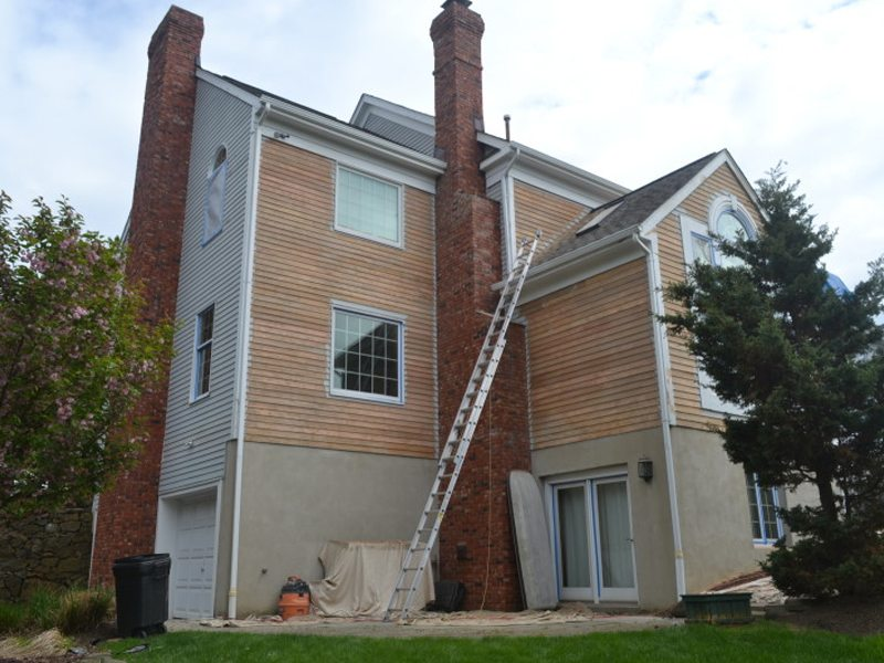 Berkeley Heights Exterior Painter